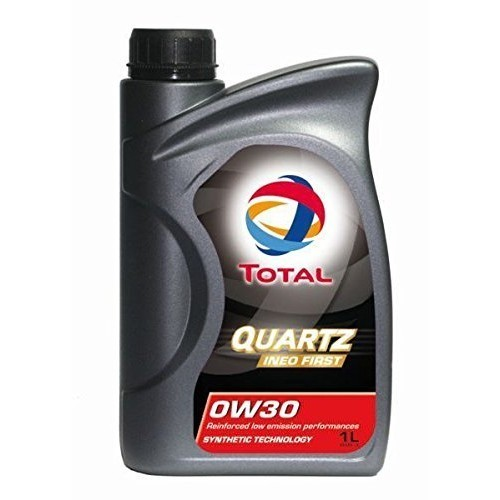 Motoreļļa TOTAL 0W30 QUARTZ INEO FIRST 1L
